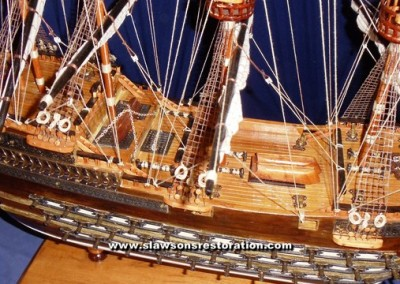 Ship Restoration