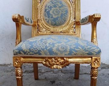 Carved Chair Restoration