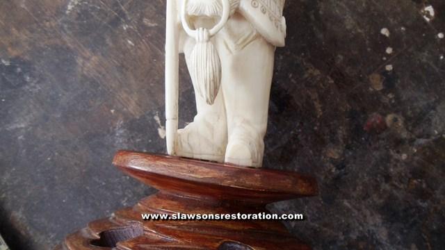 Oriental Sculpture Antique Restoration