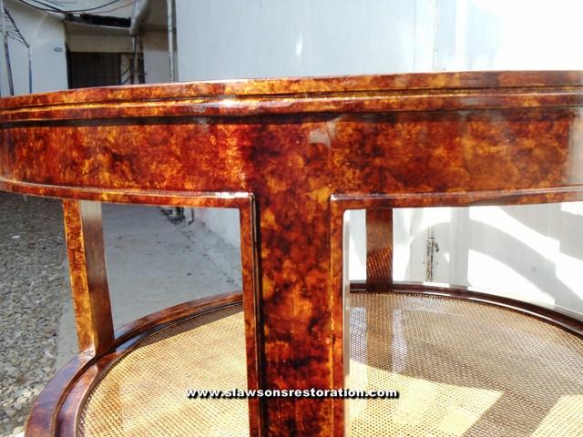 Three Tier Table Restoration