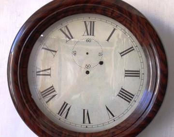 Banjo Clock Restoration